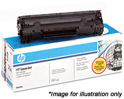 HP YELLOW TONER CE742A (#CE742A)