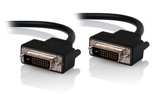 Alogic 3 Meter DVI-D Dual Link Digital Video Cable Male to Male (DVI-DL-03B-MM)