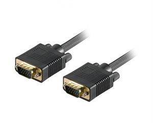 Alogic 10m Premium Shielded VGA Cable - Male to Male