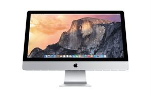 "Apple iMac 27"" 5K IPS Display, Intel Core i5 3.5GHz, 8GB 1600MHz RAM, 1TB Fusion Drive, R9 M290X 2GB Dedicated Graphics, OS X Yosemite"