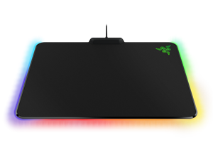 Razer Firefly Chroma RGB Gaming Hard-Coat Mouse Mat