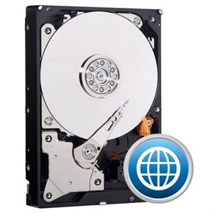 """Western Digital Caviar Blue 1TB 3.5"""" Internal Hard Drive - WD10EZEX"""