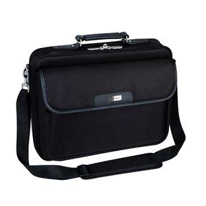 16'' Targus Notepac Black Notebook Case