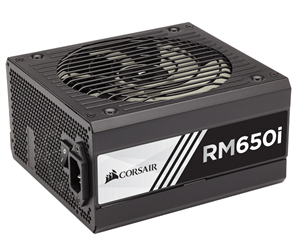 Corsair RM650i 80Plus Gold 650W Modular Power Supply