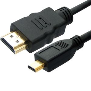 Goldwire 2m HDMI to Micro HDMI Cable Male to Male