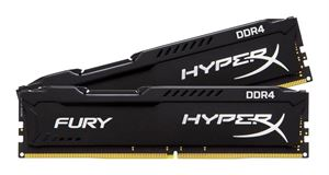 Kingston Hyper X Fury 8GB (2x4GB) 2133 Mhz DDR4 Desktop RAM