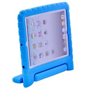 iPad 2/3/4 EVA Thick Foam Cover Case handle - Blue