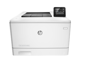 HP Color Laserjet Pro M452dw Printer