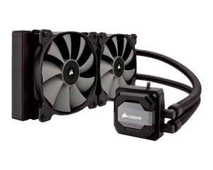 Corsair Hydro Series H110i  Liquid CPU Cooler