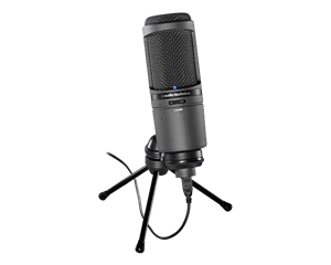 Audio-Technica AT2020USBi Cardiod Condenser USB Microphone