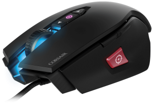 Corsair M65 Pro RGB Gaming Mouse - Black