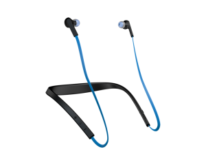 Jabra Halo Smart Bluetooth Earbuds - Blue