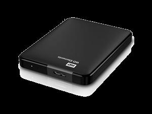 """Western Digital 2TB Elements Portable Hard Drive 2.5"""" USB 3.0 (WDBU6Y0020BBK-PESN)"""