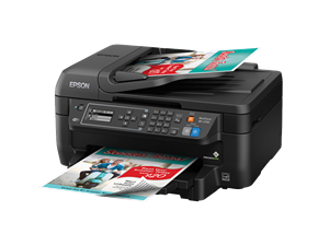 Epson Workforce WF-2750 Colour Multi-Function WiFi Printer