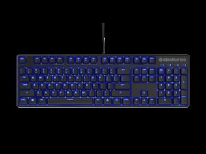 Steelseries Apex M500 Mechanical Gaming Keyboard - Cherry MX Blue