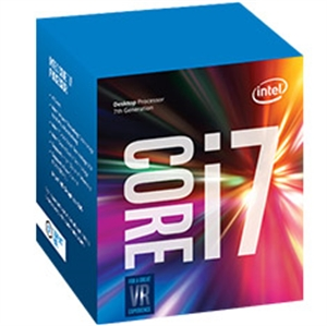 Intel Core i7 7700 3.6GHz 7th Gen CPU