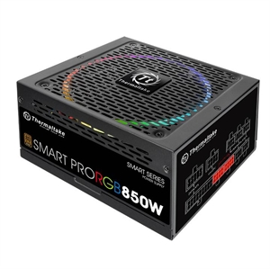 Thermaltake 850W Smart Pro RGB Fully Modular 80+ Bronze Power Supply
