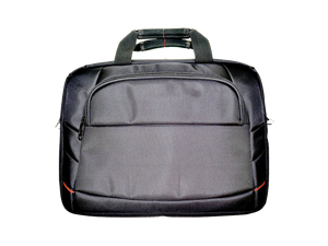 "STC Top Load Carry Case up to 13.3"" Notebook - Black Nylon"