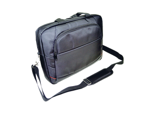 "STC Top Load Carry Case up to 15.6"" Notebook - Black Nylon"
