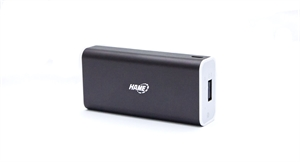 HAME T2 5000mAh Mini Power Bank - Black