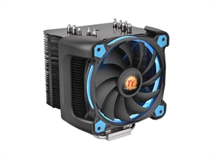 Thermaltake Riing Silent 12 Pro CPU Cooler - Blue (COOLER CANT BE SHIPPED IN CUSTOM BUILD)