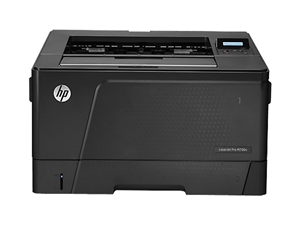 HP LaserJet Pro M706N Printer