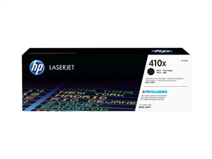 HP 410X High Yield Original LaserJet Toner Cartridge - Black