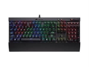 Corsair K70 Gaming RGB LUX Cherry MX SILENT Mechanical Keyboard