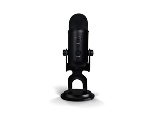 BLUE Yeti 3-Capsule USB Microphone - Black