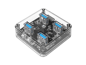 ORICO USB3.0 Transparent Desktop HUB