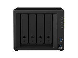 "Synology DiskStation DS918+ 4 Bay 3.5"" Diskless NAS"