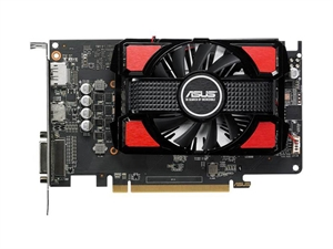 ASUS Radeon RX 550 2GB Graphics Card