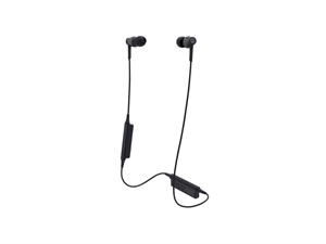 Audio-Technica ATH-CKR35BT Bluetooth Wireless In-Ear Headphones - Black