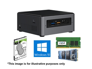 CentreCom 'Pro Optane Intel i5 4GB' NUC System