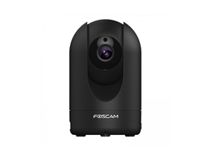 Foscam R2 2.0MP 1080P Wireless Indoor Pan and Tilt IP Camera - Black