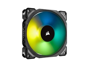 Corsair ML120 PRO RGB LED 120MM PWM Premium Magnetic Levitation Fan - Single Pack