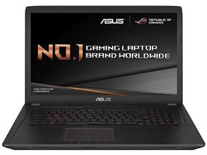 """ASUS ZX553VE 15.6"""" FHD Intel Core i7 Laptop - Black"""