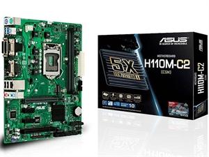 ASUS H110M-C2/CSM LGA 1151 Micro ATX Motherboard