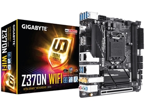 Gigabyte Z370N WIFI Intel 8th Gen Motherboard