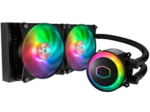 Cooler Master MasterLiquid ML240R RGB AIO CPU Cooler