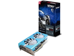 Sapphire AMD NITRO+ RX 580 8GB Extreme Gaming Graphics Card - Special Edition