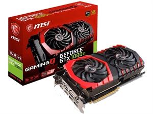MSI GeForce GTX 1080 Ti Gaming X 11GB Graphics Card