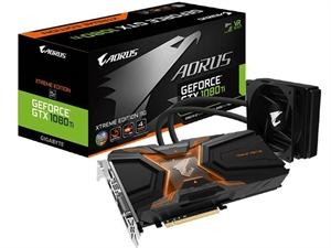 Gigabyte AORUS GeForce GTX 1080Ti Waterforce Xtreme Edition 11GB Graphics Card