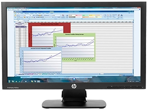 "HP K7X30AA ProDisplay 21.5"" Full-HD LED Monitor"