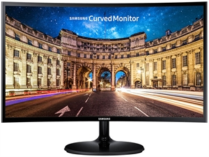 "Samsung 23.5"" F390 Full HD LED Curved Monitor"