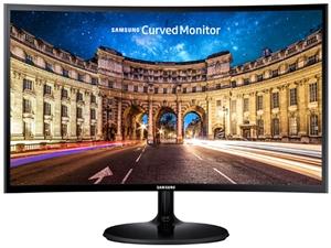 "Samsung F390 27"" Full HD LED Curved Display Monitor"
