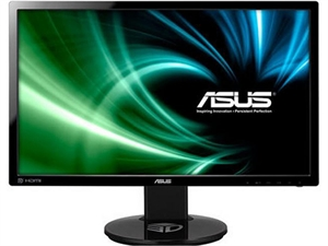 "ASUS VG248QE 24"" Gaming Eyecare HAS SPK GamePlus Splendid Monitor"