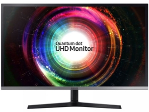 "Samsung U32H850 31.5"" 4K UHD Quantum Dot FreeSync LED Monitor"