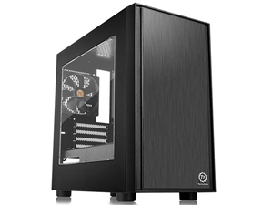 Thermaltake Versa H17 Window with 120mm Fan Micro Case
