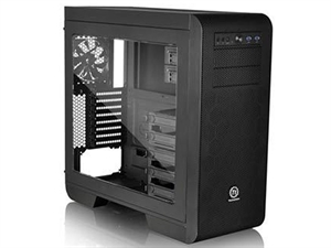 Thermaltake Core V51 Mid-Tower Chassis Case - Black